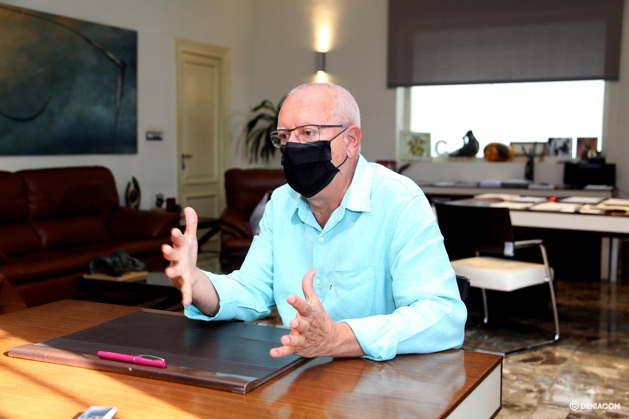 Entrevista a Vicent Grimalt | Tino Calvo