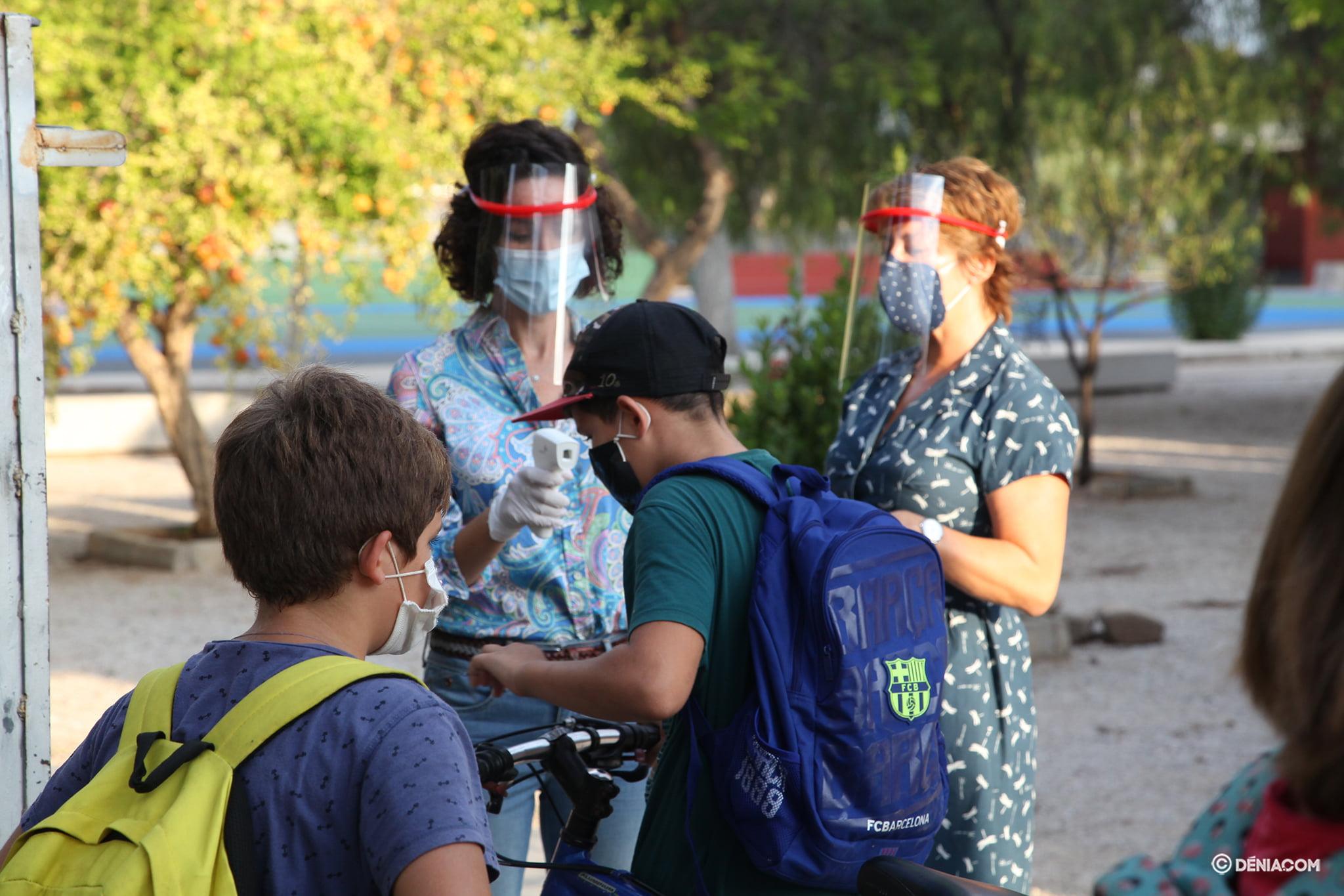 Inicio del curso escolar en Pou de la Muntanya | Tino Calvo
