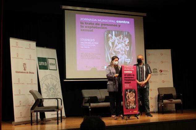 Imagen: Jornadas contra la trata de personas y la explotación sexual