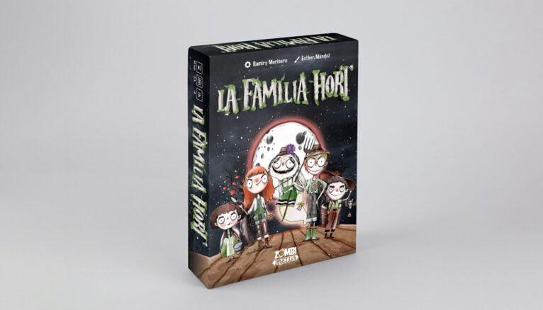 La familia Hort, nuevo juego de Zombi Paella