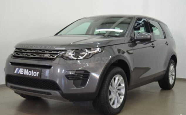 Image: Land Rover Discovery Sport 2.0L - AB Motor
