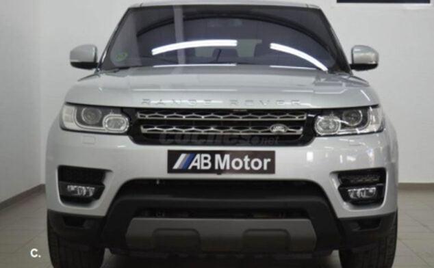 Image: LAND-ROVER Range Rover Sport 3.0 TDV6 190kW 258CV SE 5p. - AB Motor