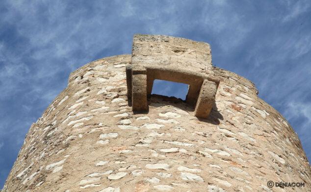 Imagen: Matacán de la Torre del Gerro
