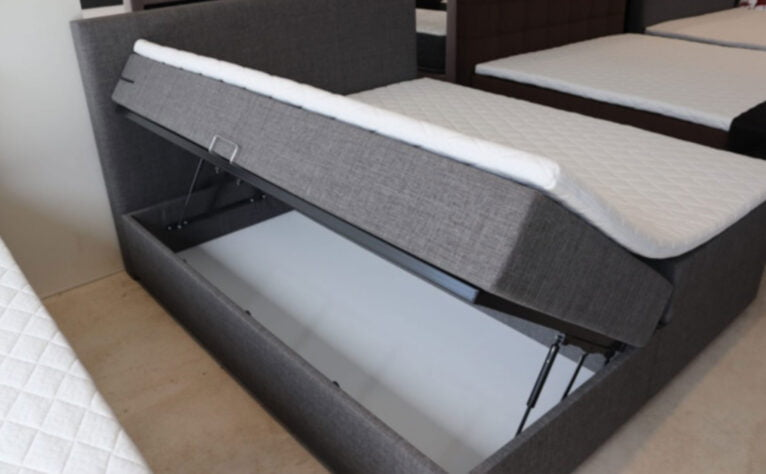Oferta canapé con almacenamiento lateral - Amazing Deals Costa Blanca