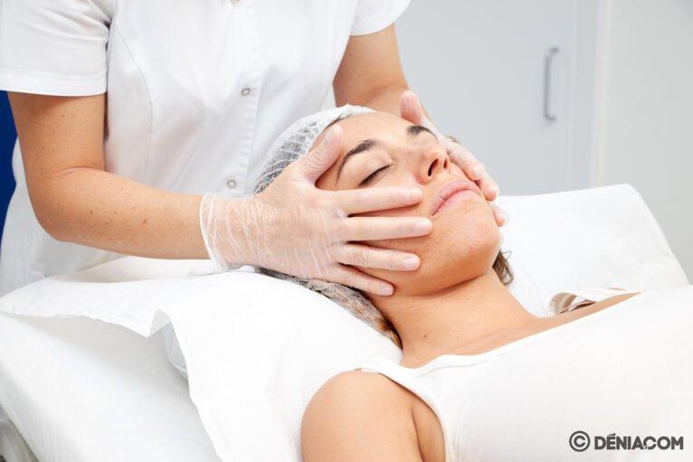Peeling facial en Dénia - Clínica Estética Castelblanque