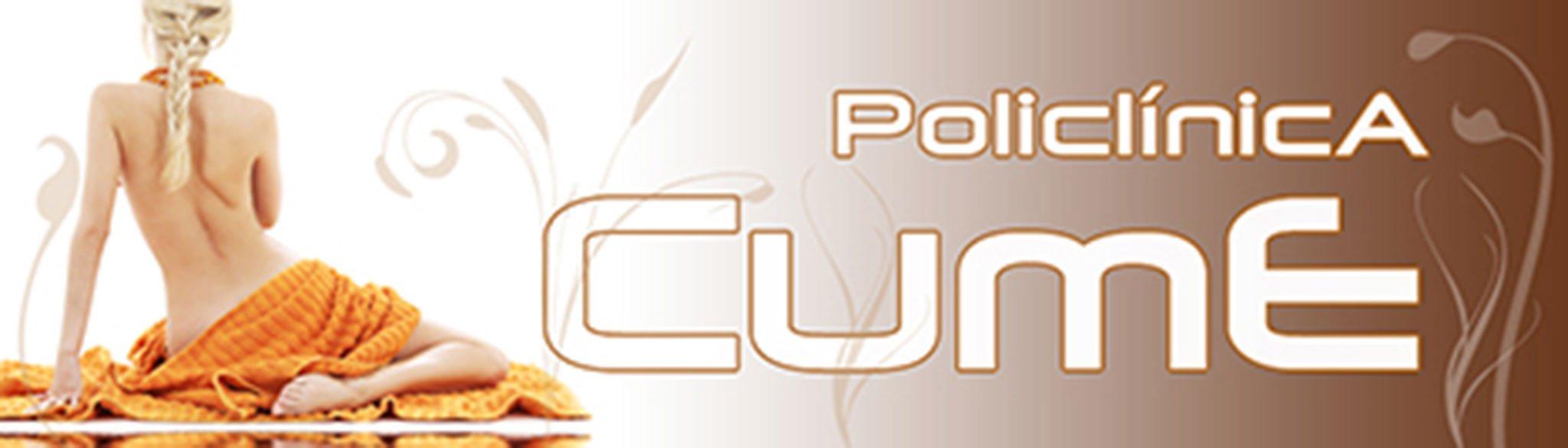 Logotipo Policlínica CUME
