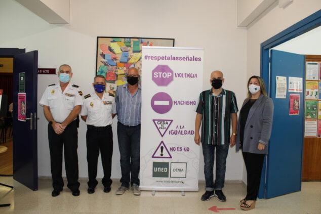 Imagen: Ponentes de la Jornada contra la trata de personas y la explotación sexual