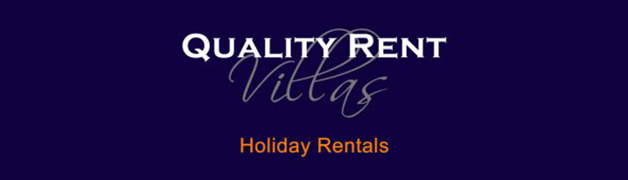 Logotipo de Quality Rent a Villa