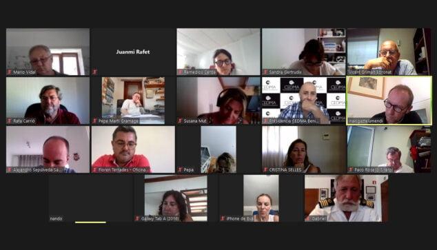 Imagen: Reunión de Turisme en Dénia
