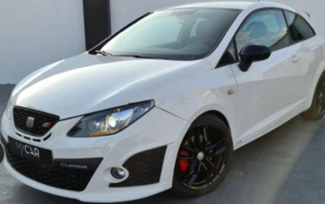 Image: SEAT Ibiza SC 1.4 TSI Cupra DSG - MA VOITURE Select Autos