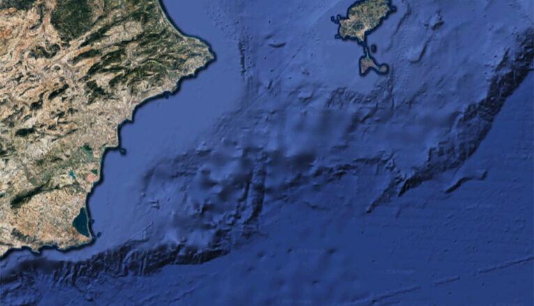 Un terremoto en el Mediterráneo se deja notar en Dénia