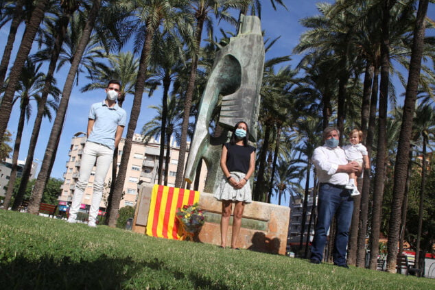 Imatge: Acte de el 9 d'octubre de Compromís | Tino Calvo