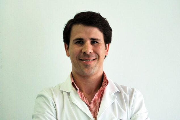 Imatge: Álvaro Escuder, cap de servei de Rehabilitació de l'DSD
