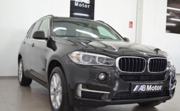 Immagine: BMW-X5 - AB Motor
