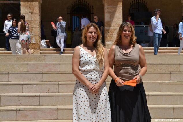 Imagen: Concejalas de C's Dénia