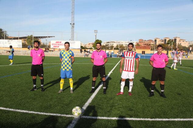 Image: Début du derby entre CD Dénia et CD Jávea | Tino Calvo