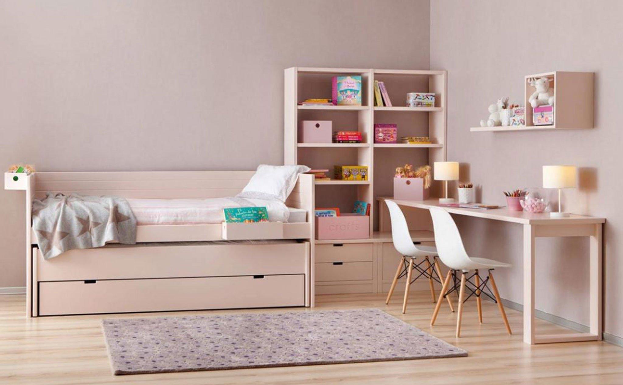 Dormitorio juvenil – Muebles Martínez