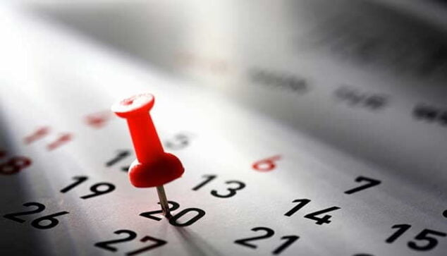 Image: The 2021 work calendar is approved in the Valencian Community