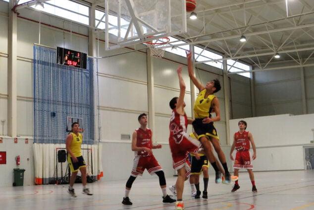 Image: Le junior masculin a brossé la victoire contre Almassera