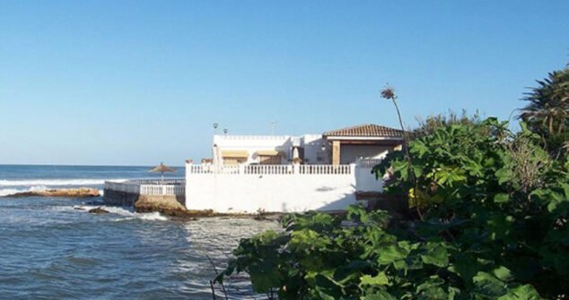 Image: View of El Pegolí