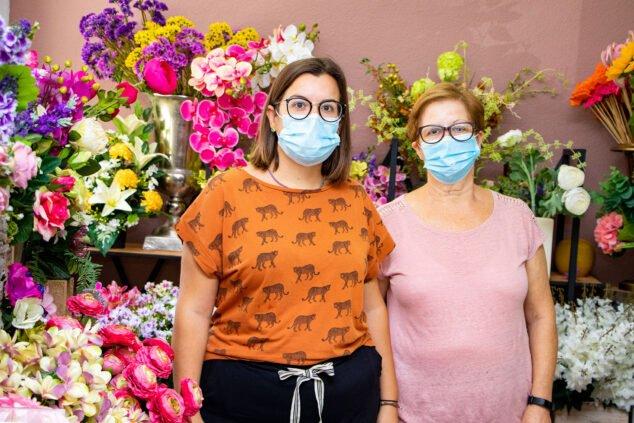 Imagen: Equipo de Floristería Mandarina