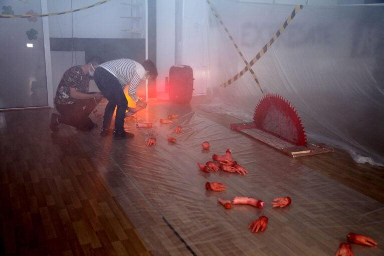 Escape room de Saw en Dénia   Tino Calvo 04
