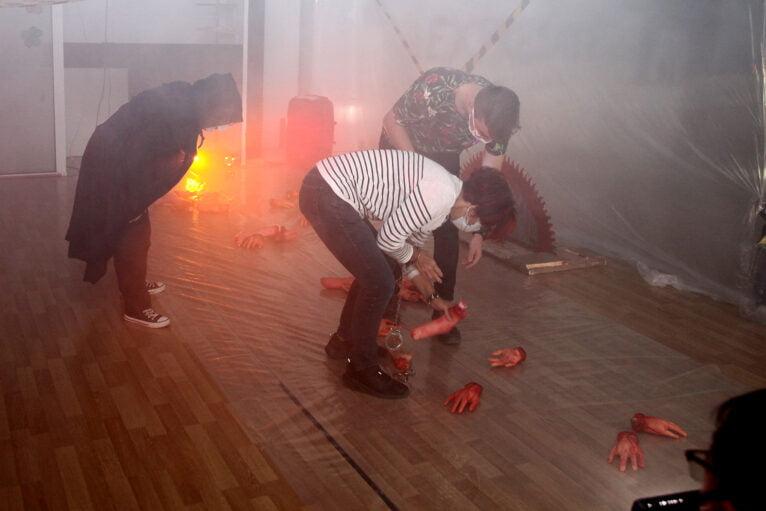 Escape room de Saw en Dénia | Tino Calvo 05