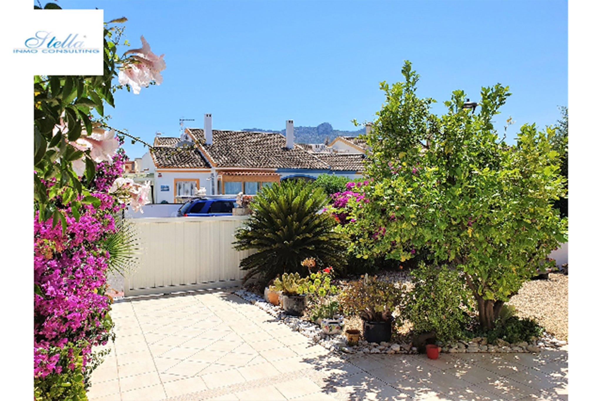 Vista exterior d'una casa en venda a Verger - Stella Inmo Consulting