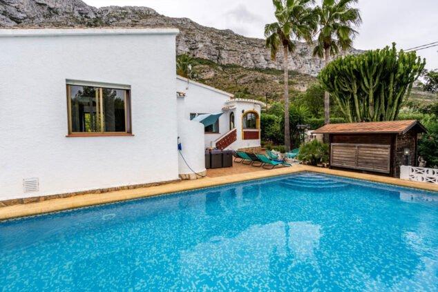 Photo: Extérieur d'une villa de vacances à Dénia - Aguila Rent a Villa