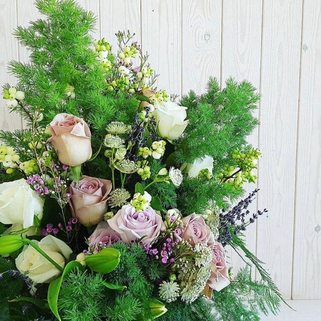Imagen: Flores para Todos los Santos - Bodas y Flores