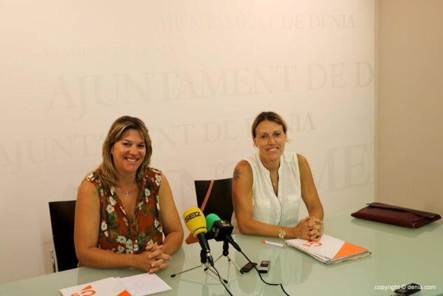 Image: File photo of the councilors of Ciudadanos