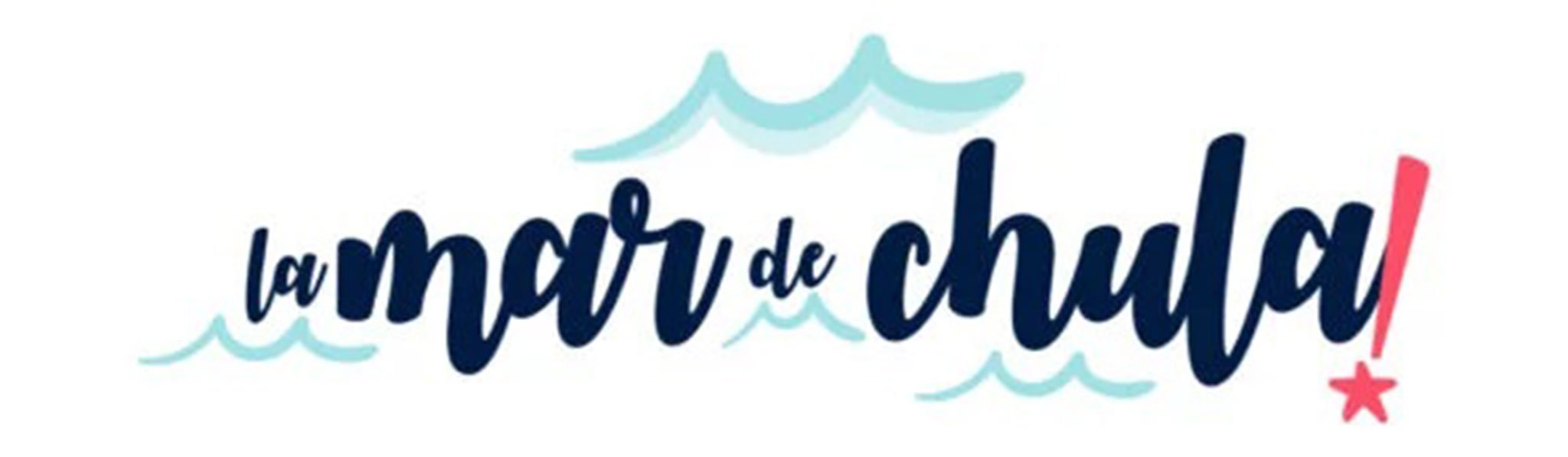 Logotipo de La Mar de Chula