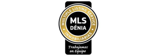 Imagen: Logotipo de MLS Dénia Inmobiliarias