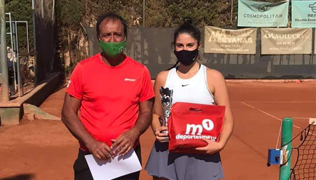 Neus Ramos champion of the Alicante Circuit