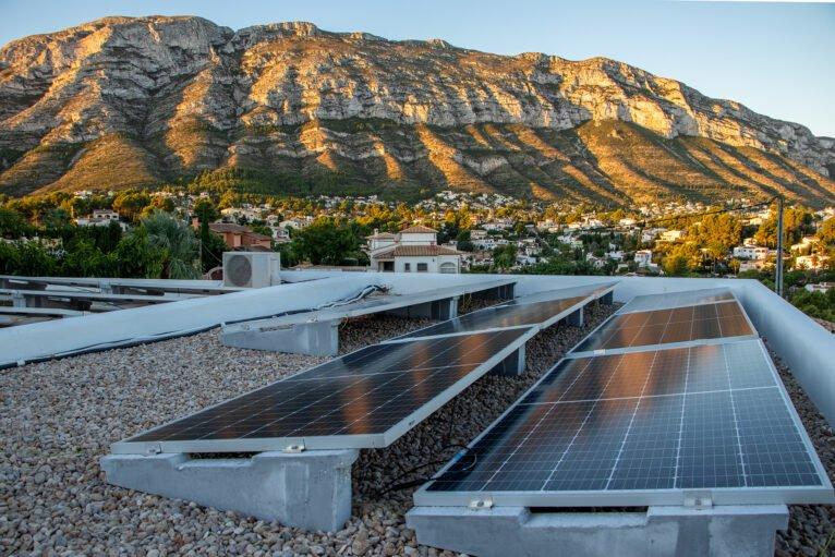 Energía fotovoltaica en Jávea -SUN & PROJECTS
