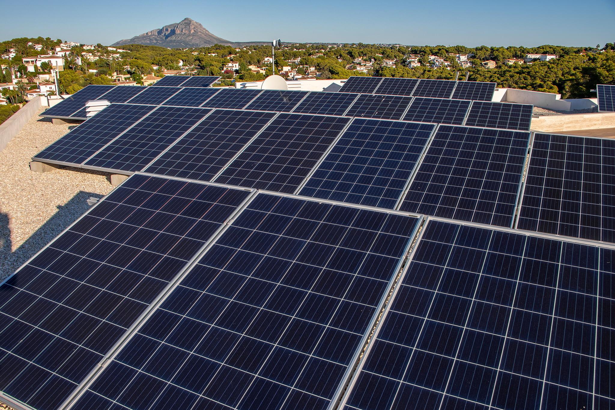 Placas solares Jávea – SUN & PROJECTS