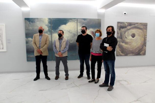 Imagen: Presentación de l'Espai d'art Joan Castejón