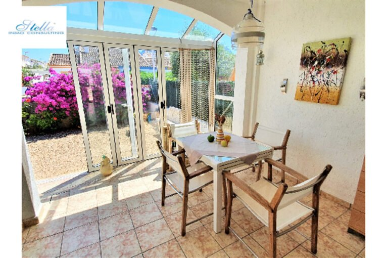 Terrassa d'una casa en venda a Verger - Stella Inmo Consulting