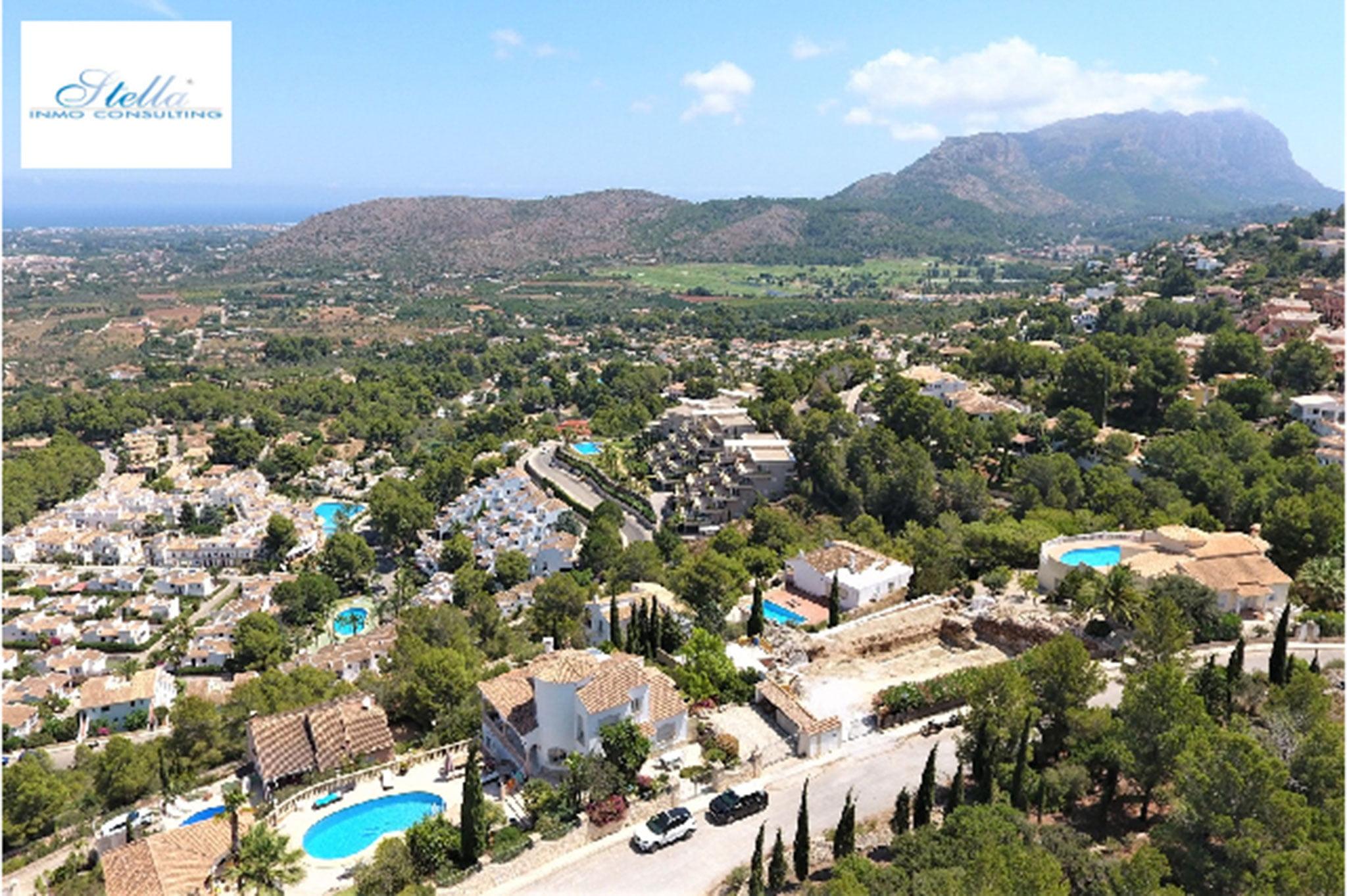 Vista des d'una casa a la venda a La Sella, Pedreguer - Stella Inmo Consulting