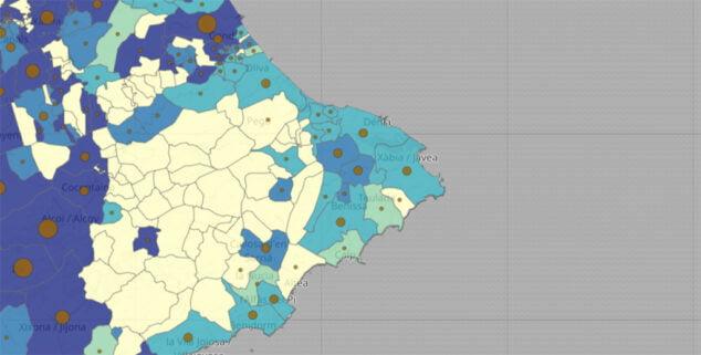 Imatge: Actualització de contagis de coronavirus de el 24 de novembre