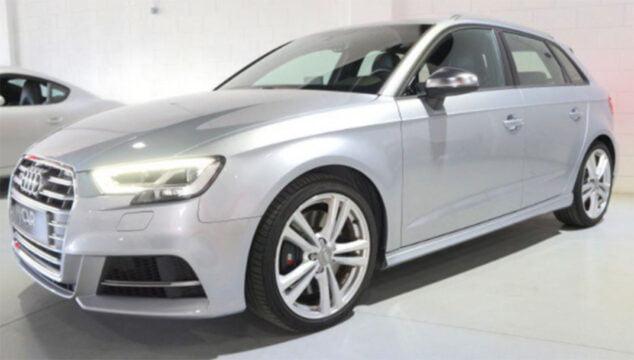 Image: AUDI A3 S3 Sportback 2.0 - MY CAR Select Autos