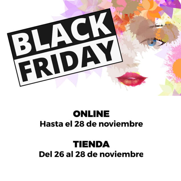 Image: Hairdressing and beauty products in Dénia with Black Friday offers - Doré