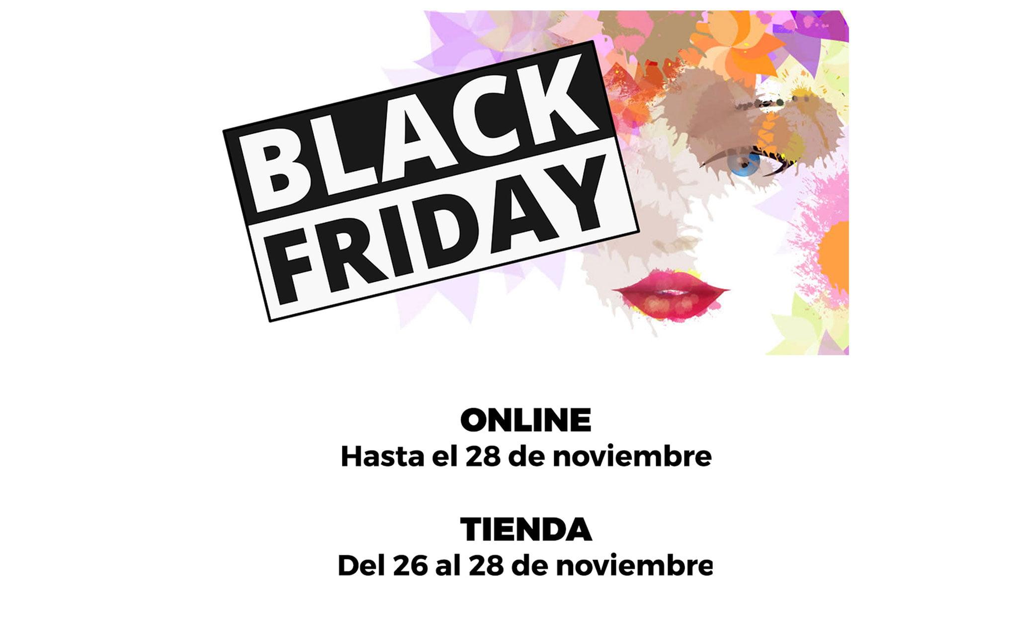 Black Friday en productos de peluquería y estética en Dénia – Doré