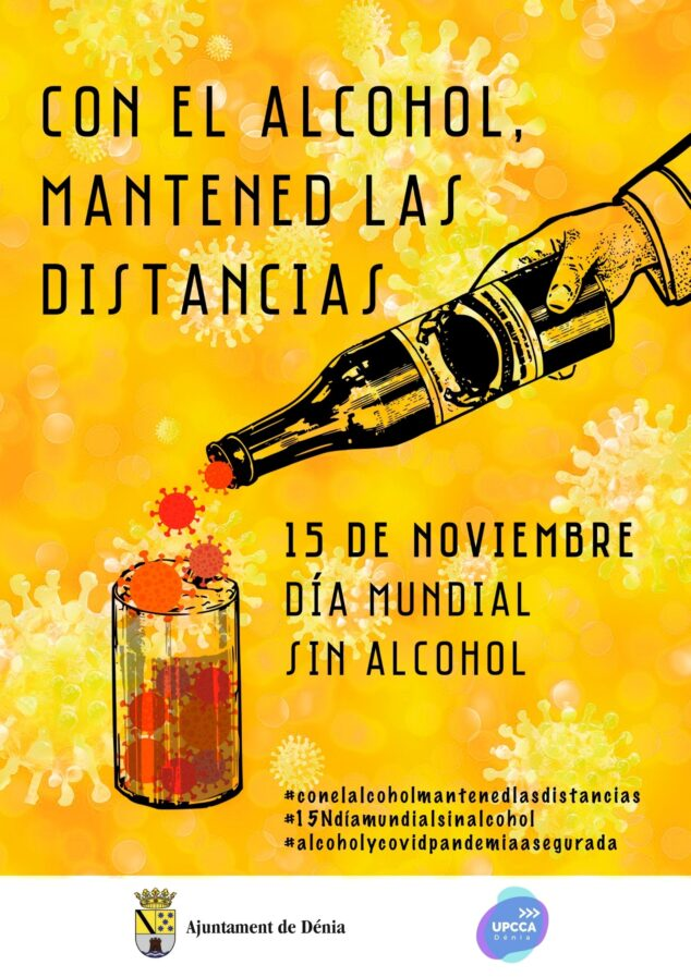 Image: Poster of the Day without alcohol