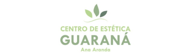 Imagen: Logotipo de Centro de estética Guaraná