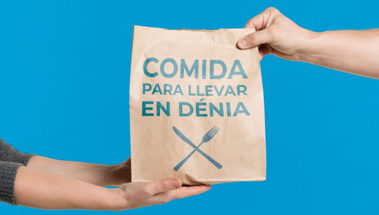 Take away food with home delivery in Dénia
