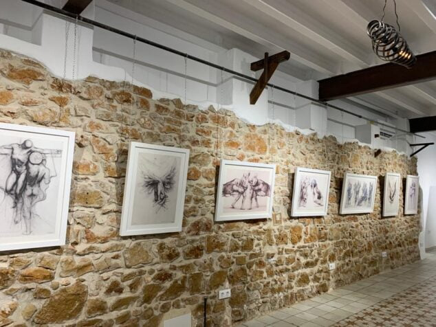 Image: Exhibition by Joan Castejón in Taller Turia de Els Magazinos