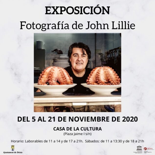 Image: Exposition John Lillie à la Casa de la Cultura