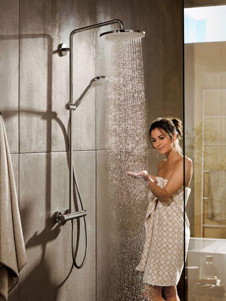 Grifos termostáticos de ducha en Dénia - Suministros Denia