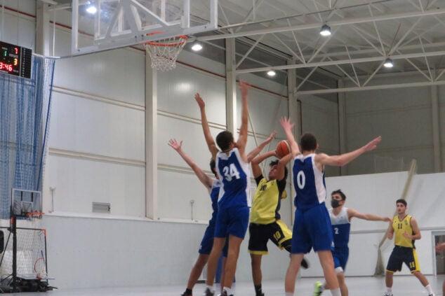 Imagen: Junior Masculino Autonómico pierde en Godella